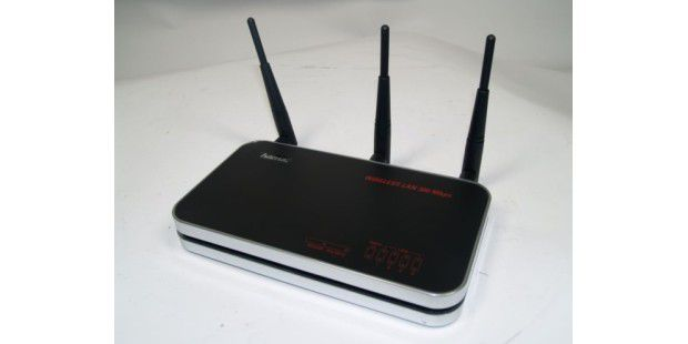 Hama Wireless LAN Router 300 Mbps