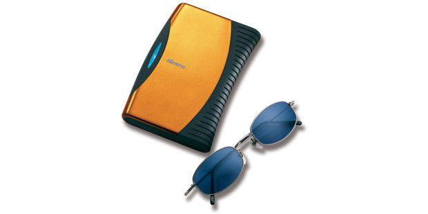 Memorex Ultra TravelDrive Orange
