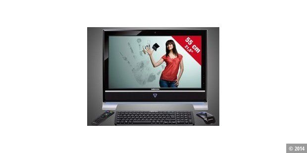 Aldi-Angebot: All-In-One-PC