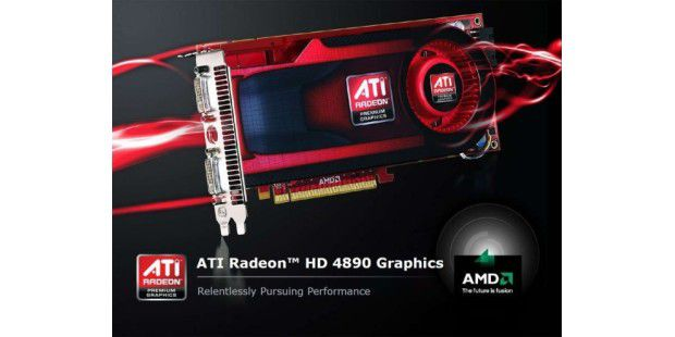 Neue High-End-Chip: Sapphire Radeon HD 4890