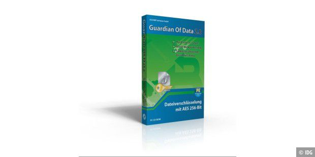 Windows Vista Guardian of Data