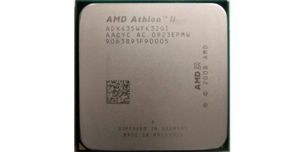 triple-Core-CPU AMD Athlon II X3 435 im Test