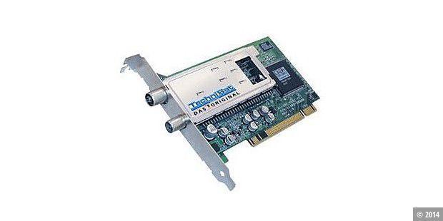 DVB-T-Karte Technisat Airstar 2 TV PCI im Praxistest - PC-WELT