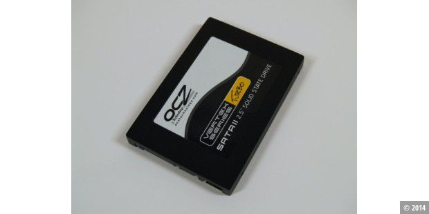 SSD OCZ Vertex Turbo 1VTXT120G im Test