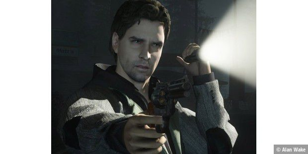 Remedy arbeitet angeblich an Alan Wake 2
