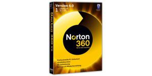 Die Funktionen von Norton 360 Version 4.0