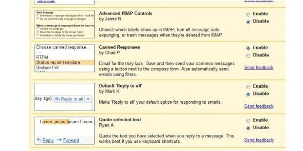 Google Mail beantwortet Mails automatisch