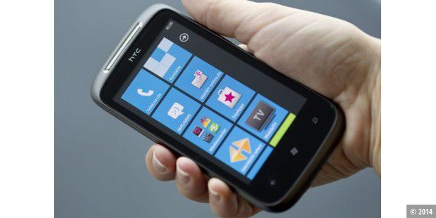 Microsoft will Windows Phone 7 aufbohren