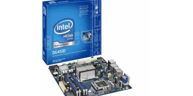Intel Desktop Board DG45ID