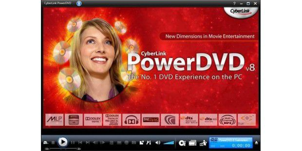 Power DVD 8
