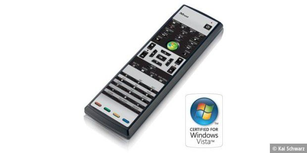 Trust Wireless Vista Remote Control RC-2400