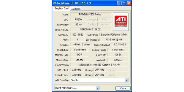 Download des Tages: GPU-Z.