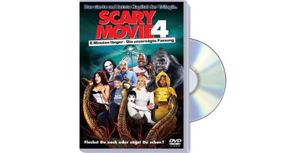 Miramax Scary Movie 4