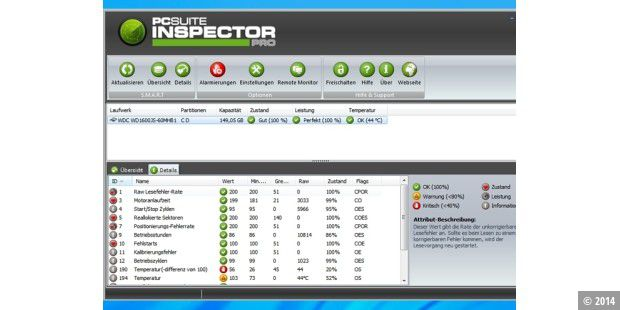 Download-Tipp: PC Suite Inspector