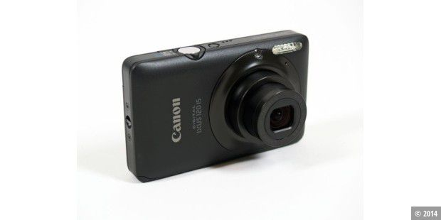 Canon Digital Ixus 120 IS im Test