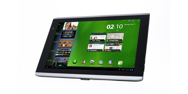 Android-Tablet Acer Aconia A500