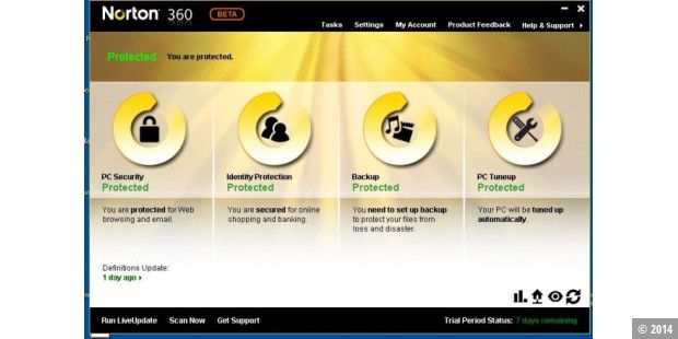 Norton 360 Version 4.0 Beta