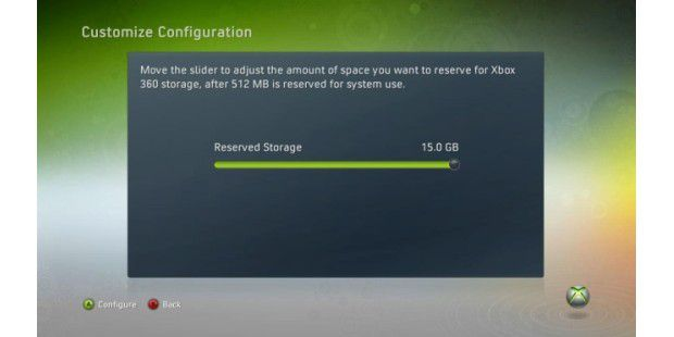 Xbox 360 USB-Stick-Update