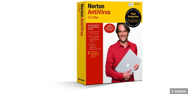 Symantec Norton AntiVirus Dual Protection