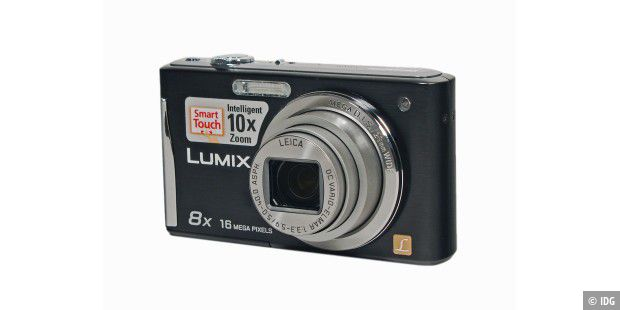 Im Test: Panasonic Lumix DMC-FS37