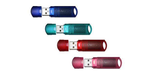 USB-Stick Shorty von Chips and More