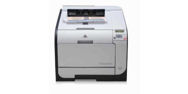 HP Color Laserjet CP2025n - PC-WELT