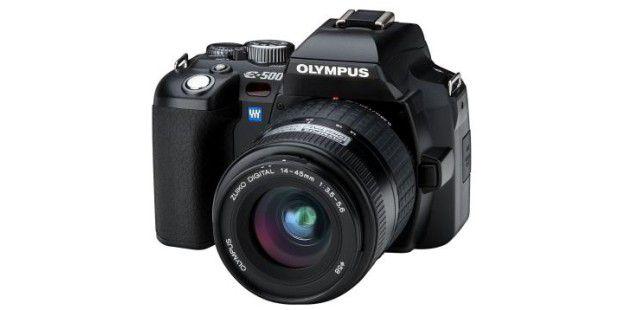 Oympus E-500