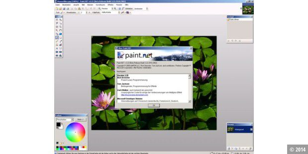 Paint.net 3.22 Beta