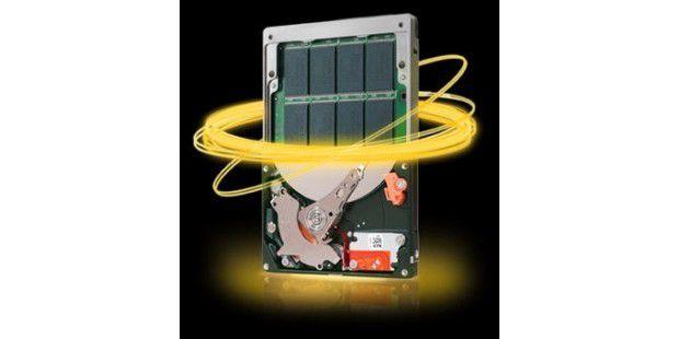 SSD und normale Festplatte kombinieren
