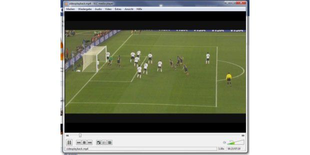 Vuvuzela-Filter für VLC Media Player