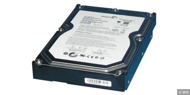 Speichermonster mit 1500 GB: Seagate Barracuda 7200.11 ST31500341AS