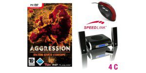 "Atari-Strategiespiel ""Aggression - Reign over Europe"" und Gamer-Hardware zu gewinnen"