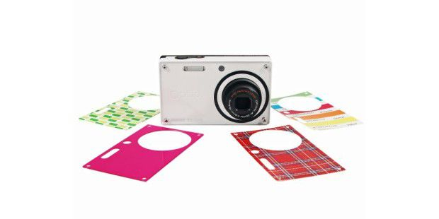 Platz 10: Pentax Optio RS1000 (59 Euro)