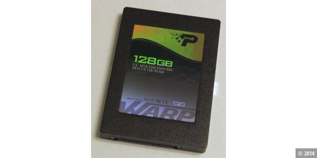 Patriot Warp SSD V2 PE128GS25SSD