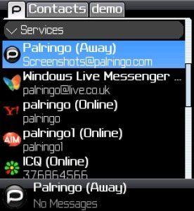palringo chat app