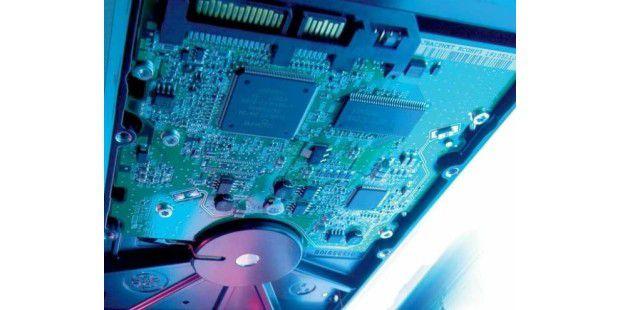 Festplatten sinnvoll verwalten