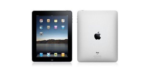 iPad: Begründer und Herrscher des neuen Tablet-Marktes. Mindestens bis Ende 2011. (Foto: Apple)