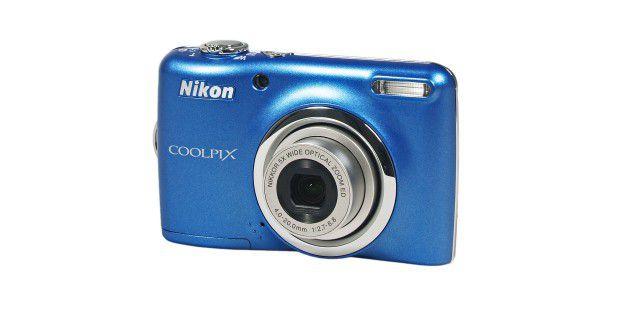 Nikon Coolpix L23 im Test