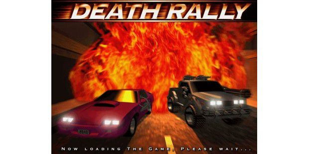 Download des Tages: Death Rally.