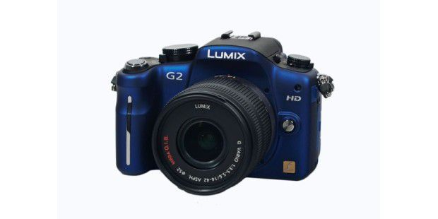 Panasonic Lumix DMC-G2 im Test