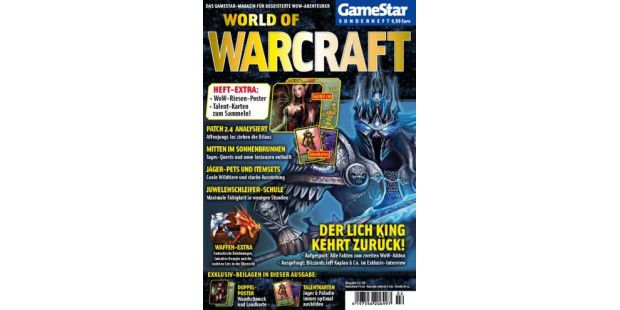 World of Warcraft 02/2008 Titel
