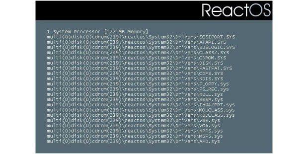 ReactOS 0.3.8