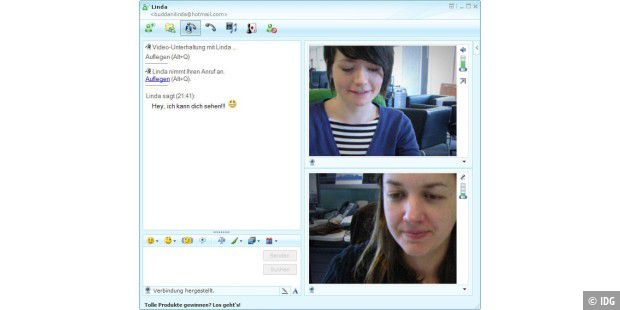 Windows Live Messenger Video Call