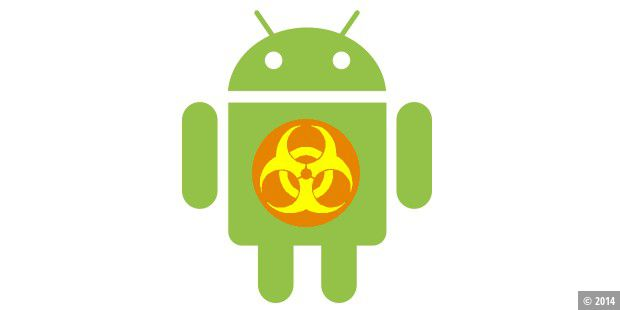 Neue Android-Spyware