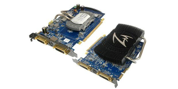 HIS HD2600XT iSilence III PCIe