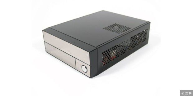 Nettop Firstway HTPC BluRay im Test