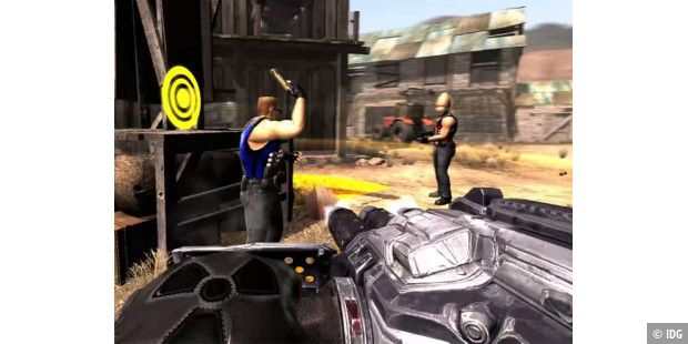 Multiplayer-Screenshot von Duke Nukem Forever