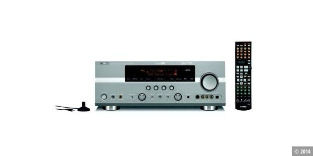 av receiver und dvd player mit hdmi pc welt. Black Bedroom Furniture Sets. Home Design Ideas