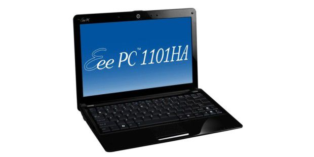 Netbook mit 11,6-Zoll-Display im Test: Asus Eee PC 1101HA
