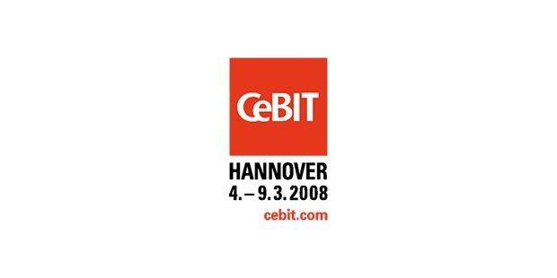 cebit logo 2008
